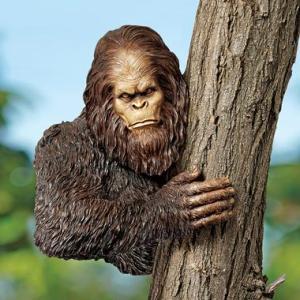 Bashful Bigfoot