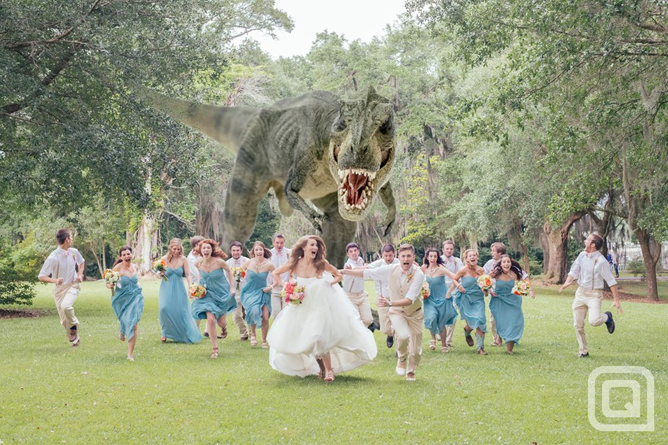 Which badass creature should appear in our wedding photos? VOTE NOW! (1/6)