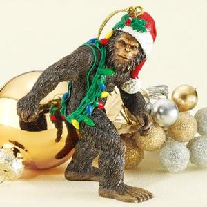 Holiday Bigfoot