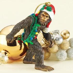 Holiday Bigfoot