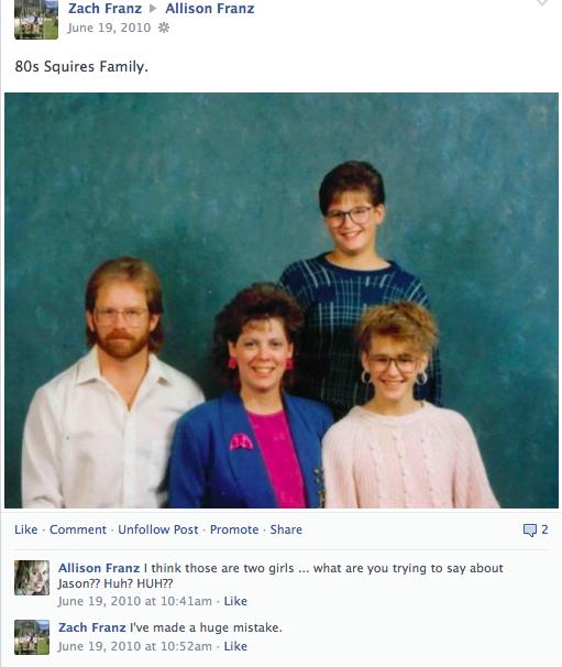 Alternate Squires Family photos (5/6)