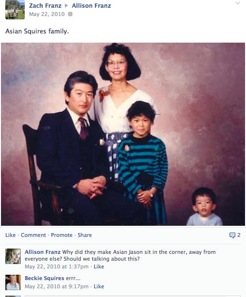 Alternate Squires Family photos (2/6)