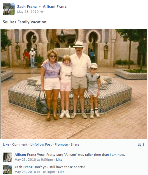 Alternate Squires Family photos (3/6)