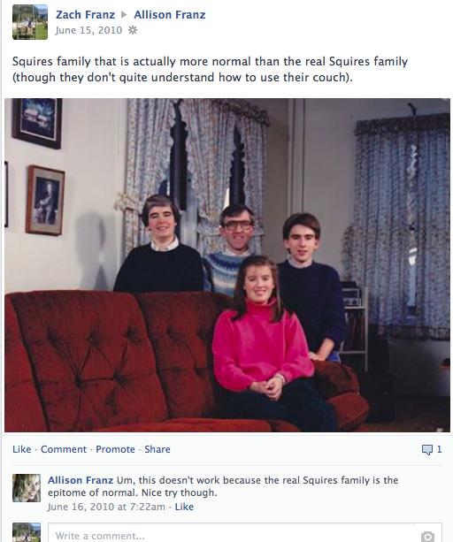 Alternate Squires Family photos (6/6)