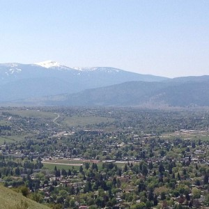For most people who live here, this view is only a short drive and moderate hike away.