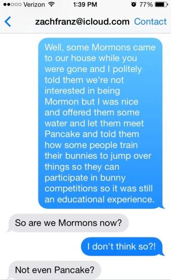 Mormons 1