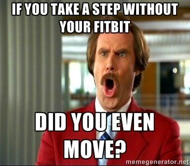 Fitbit meme